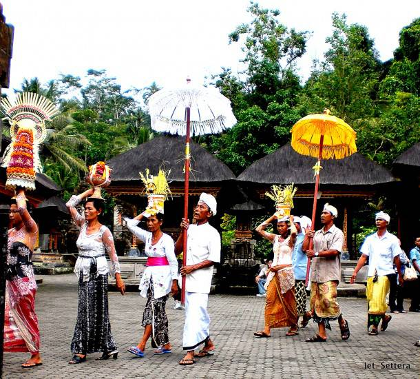 Hindu Wedding in Bali