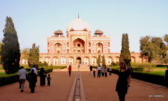 Humayun's Tomb, New Delhi - Best Places to Visit in India