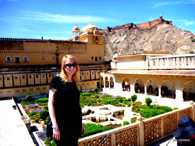 Amber Fort, Jaipur- Best Places to Visit in India