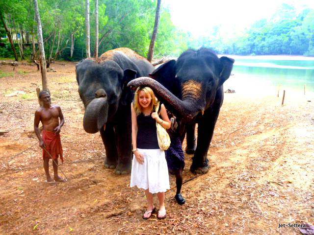 Hanging with the Elephants in Kerala - Best Places to Visit in India
