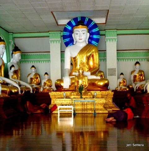 Disco Buddha, Rangoon - Best Things to Do in Yangon