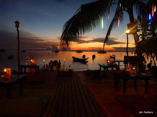 Koh Tao By Night - Things to Do In Thailand