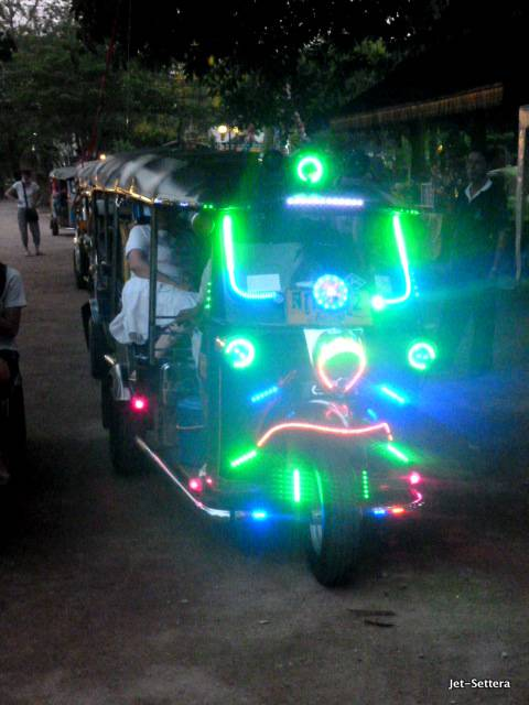 Disco Tuk-Tuk, Chiang Mai, Thailand - Things to Do In Thailand