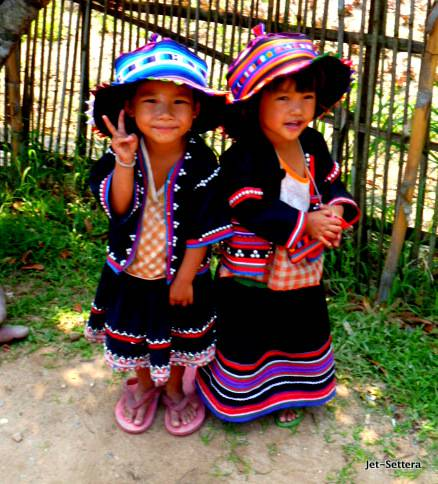 Kids in Chiang Mai, Thailand - Things to Do In Thailand