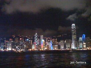 Light Show of Hong Kong by Night - Things To Do in Hong Kong