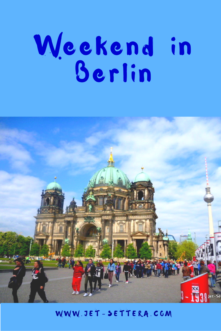 Berlin Adventures by Night and During the Day | Things to Do in Berlin | Best Cities in Europe | Jet-settera Travel Blog | Berlin Travel Tips