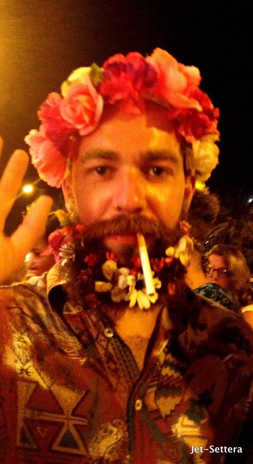 Flower Power Party - Ibiza Spain