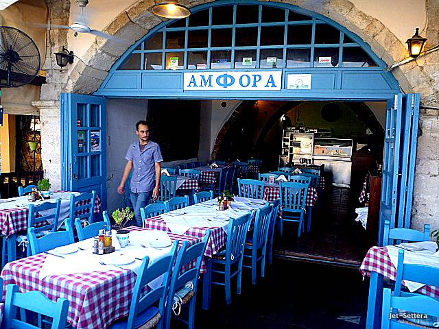 Best Restaurant in Chania, Crete