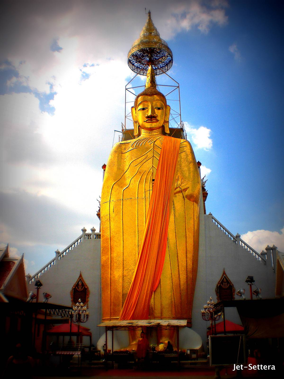 Big Buddha in Bangkok - Places of Interest in Bangkok