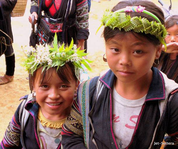 Kids in Sapa - Vietnam