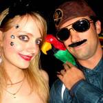 Super Mario and I in HAlloween