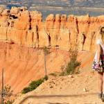 Hiking the Bryce Canyon