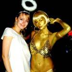 Halloween Party with the Golden Girl