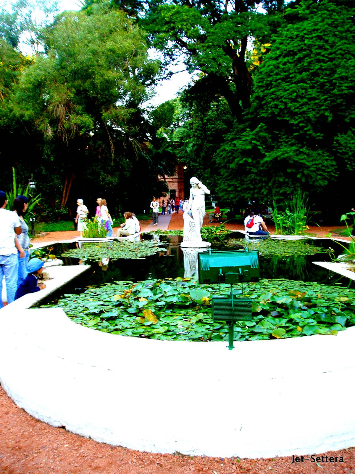 Botanical Garden Buenos Aires - Cristal Champagne Overdose in Buenos Aires