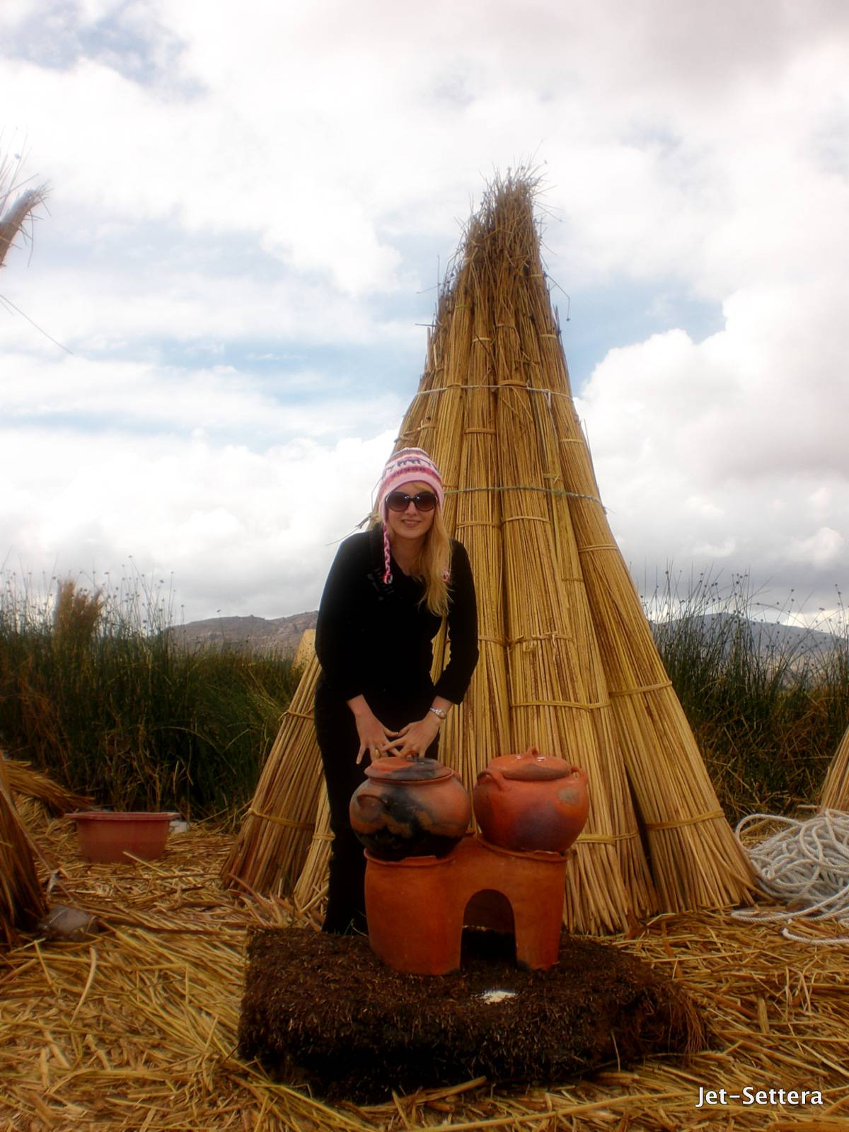 Who wants breakfast? Lake Titicaca, Peru - Things to do in Machu Picchu