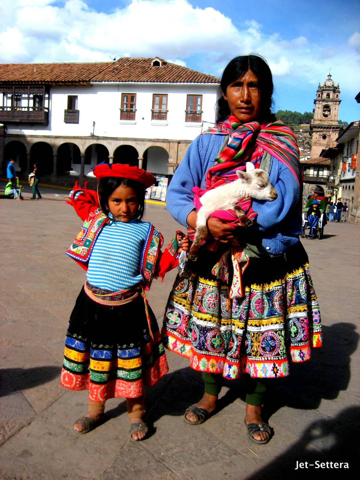 Local Peruvians in Cuzco - Things to Do in Machu Picchu and Beyond