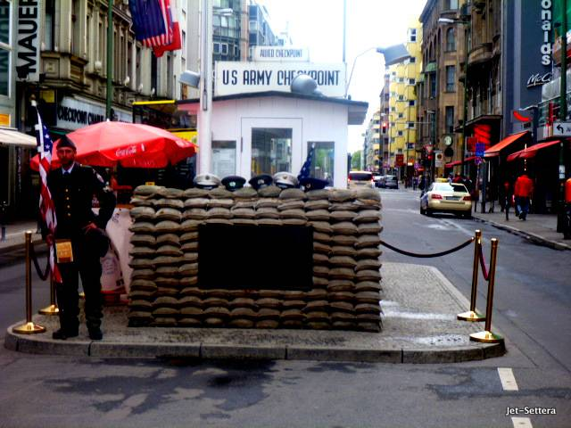 Checkpoint Charlie - Things to Do in Berlin