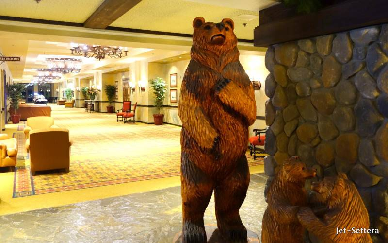 Bear Statues - Best Places to Stay in Yosemite