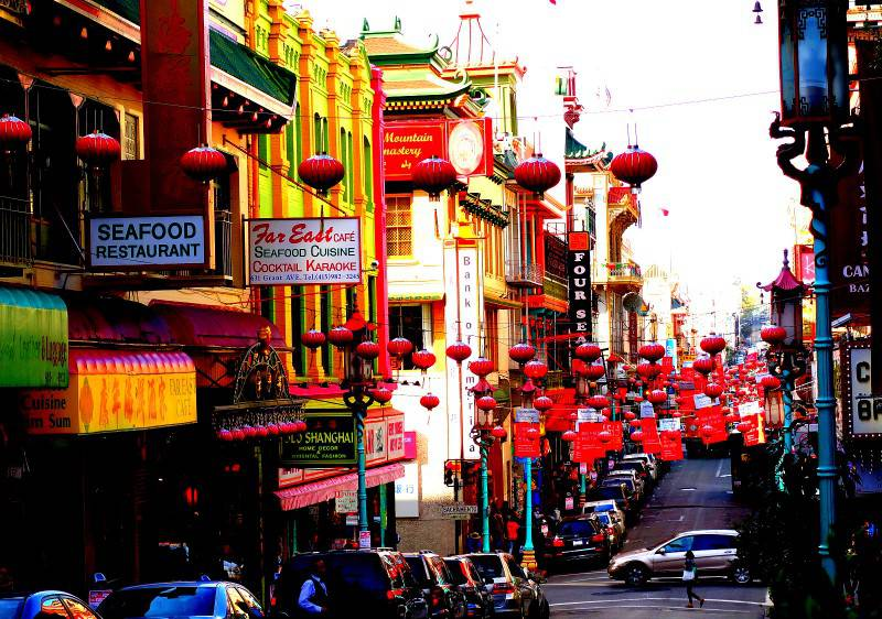 Chinatown - Best Tourist Spots in San Francisco