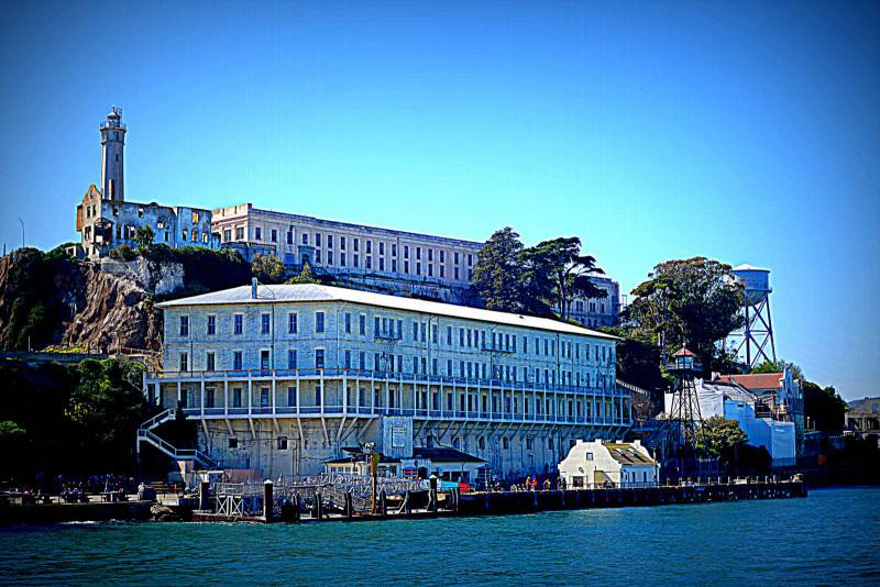 Alcatraz Island - Best Tourist Spots in San Francisco