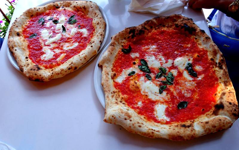 Pizza Margarita of Naples - 9 Best Made in Italy Dishes