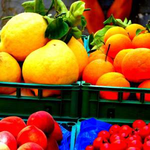Fruits of Naples - Eating Healthy