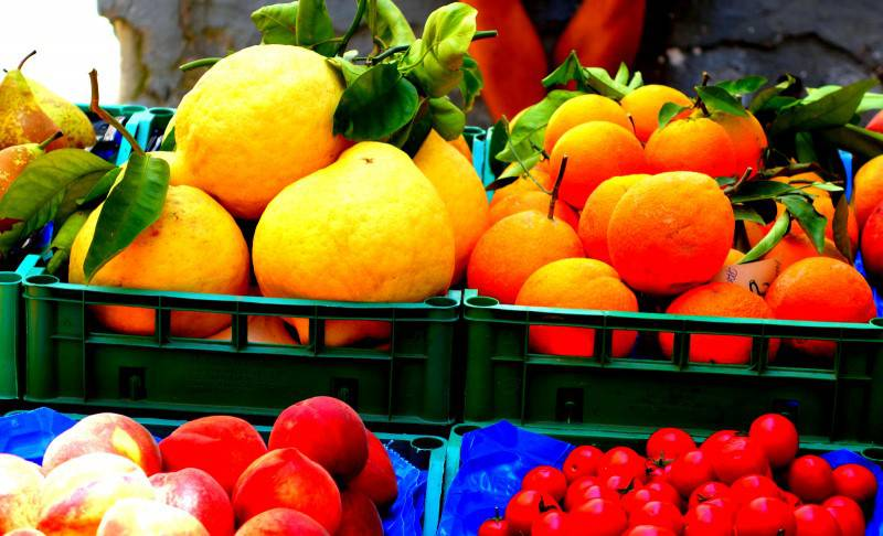 Fruits of Naples - 9 Best Made in Italy Dishes