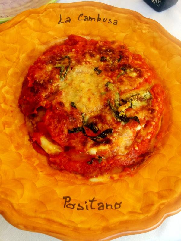 Eggplant Parmigiana - 9 Best Made in Italy Dishes
