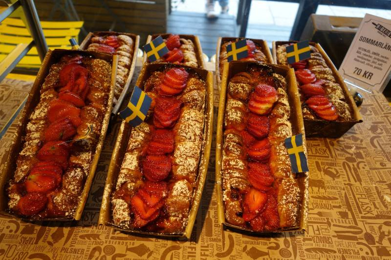 Swedish Cakes - Weekend in Stockholm