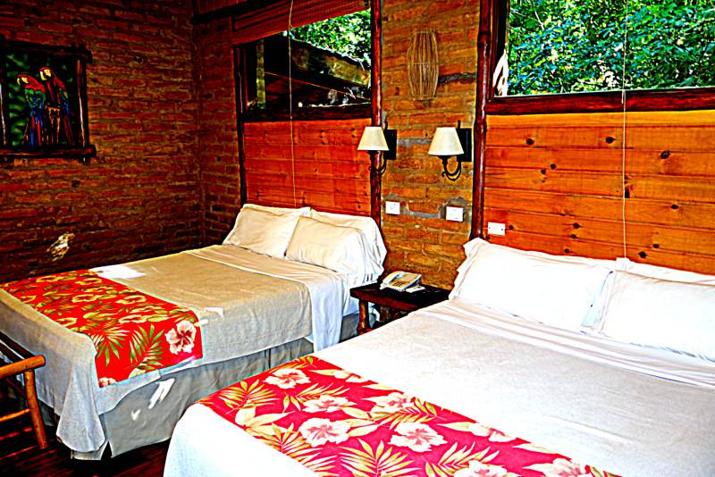 Luxury Hotels in the Rainforest in Puerto Iguazu, Argentina