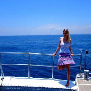 Sailing in Sri Lanka