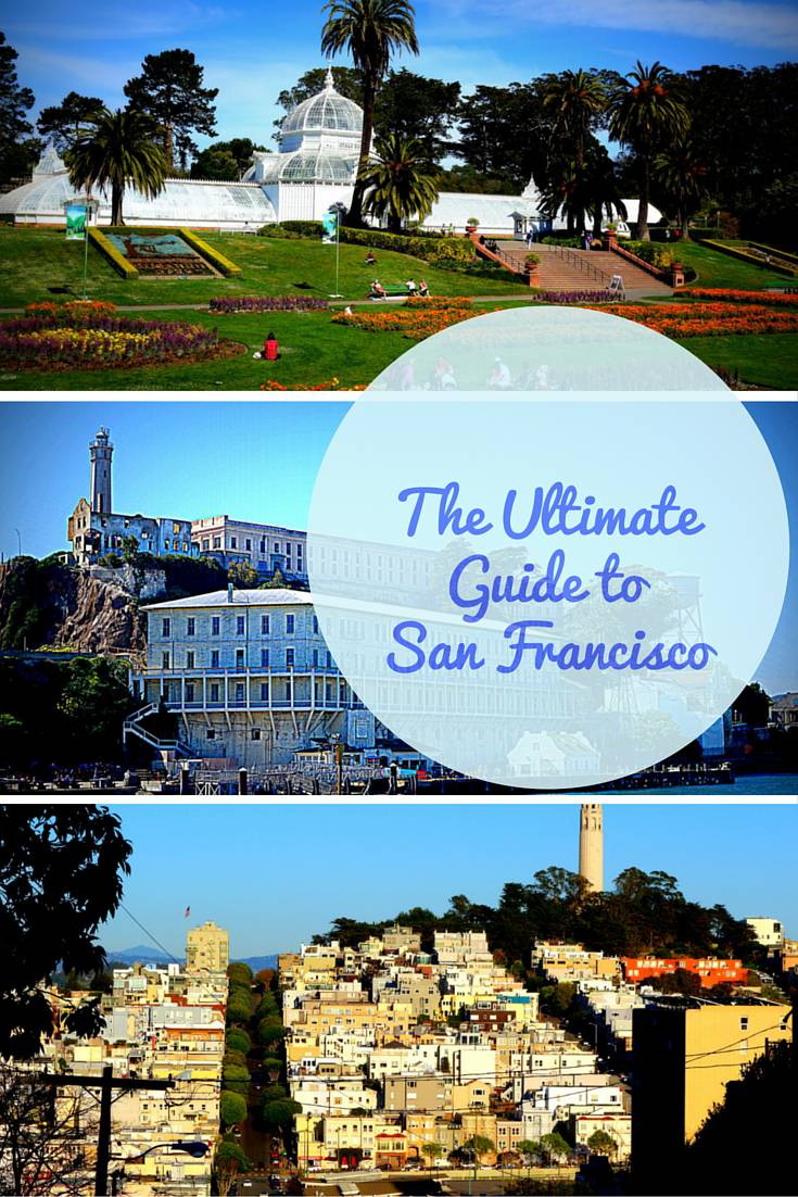 8 Things To Do in San Francisco, California| San Francisco Points of Interest| Best Places in San Francisco | Jet-settera Travel Blog | San Francisco Travel Tips