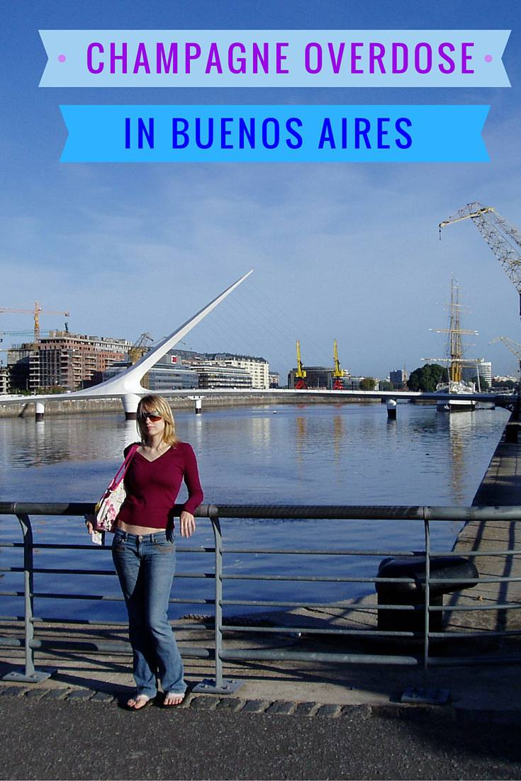 Cristal Overdose and Partied Out in Buenos Aires | Cristal Champagne| Things To Do in Buenos Aires | Best Places in Buenos Aires | Jet-Settera Travel Blog | Buenos Aires Travel Tips