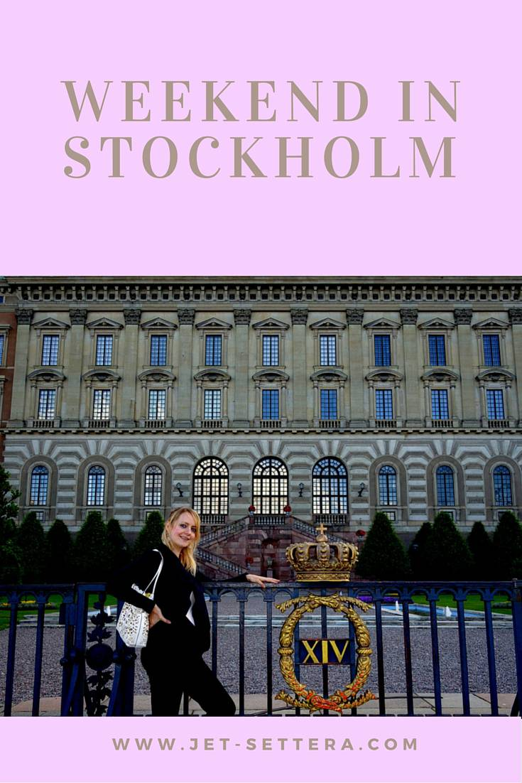 Weekend in Stockholm to Celebrate Mid-Summer Night | Weekend Stockholm | Jet-Settera Travel Blog | Stockholm Travel Tips