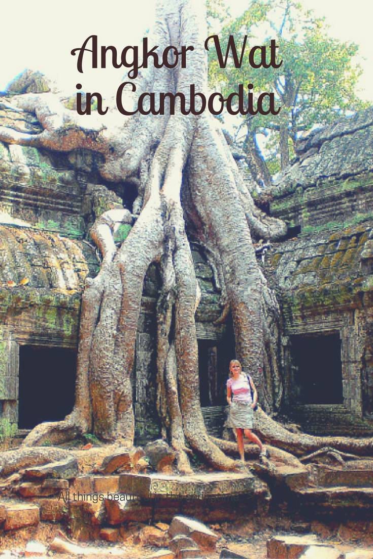 Angkor Wat in Cambodia: Sacred Destination of the Ancient Times | Angkor Wat | Things To Do in Cambodia | Best Things To See in Cambodia | Jet-Settera Travel Blog | Cambodia Travel Tips