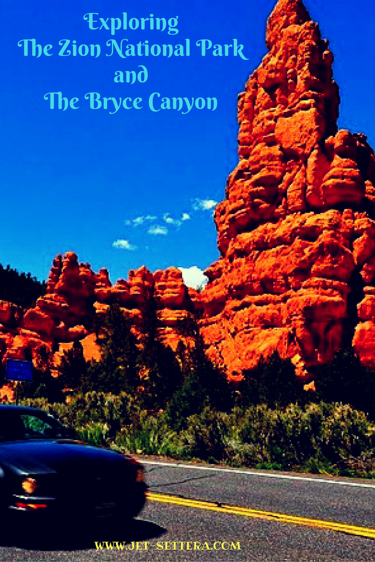 Exploring Utah: Zion National Park and the Bryce Canyon | National Parks in Utah | Things to Do in Utah | Best National Parks in the United States | Jet-Settera Travel Blog | Utah Travel Tips