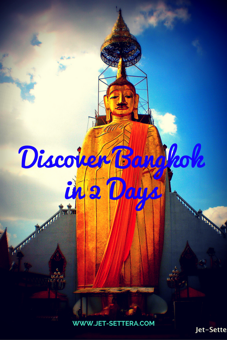 Discovering Bangkok in 2 Days: Grand Palace, Floating Market | Grand Palace Bangkok | Things To Do in Bangkok | Best Things To See in Bangkok | Jet-Settera Travel Blog | Bangkok Travel Tips