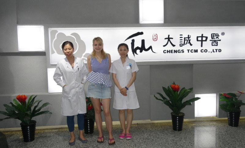 Visit to TCM Clinic in Beijing