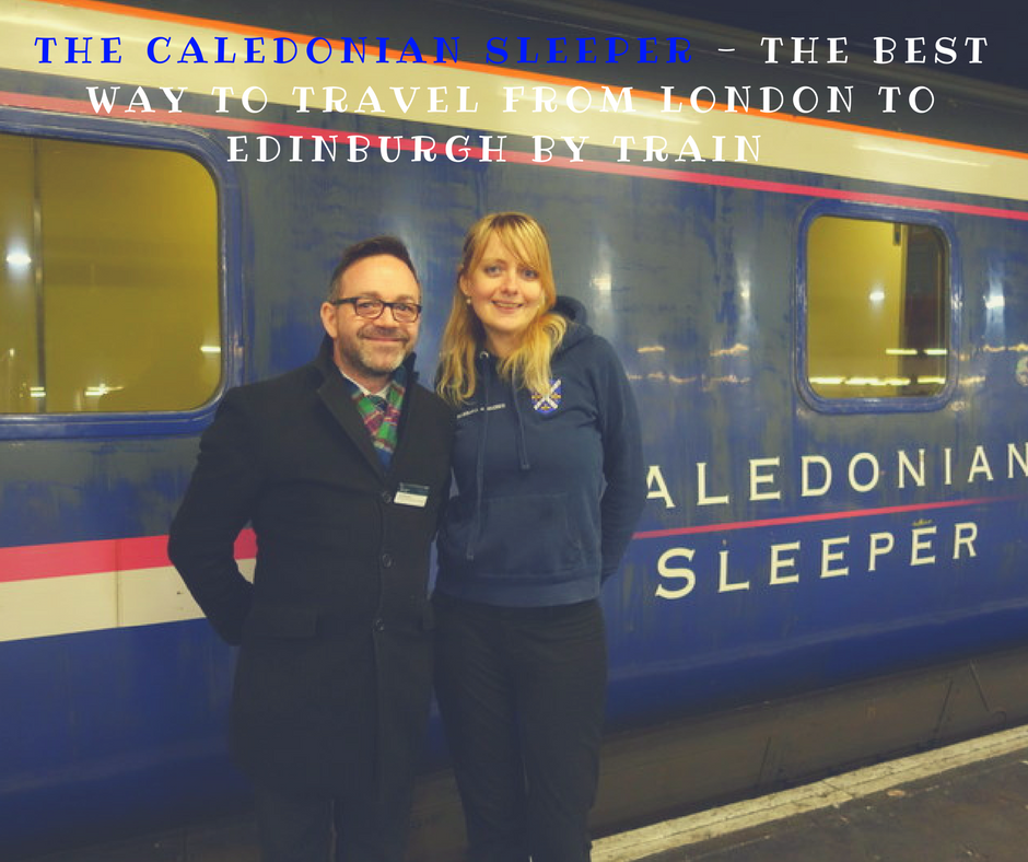The Best Way To Travel From London To Edinburgh by Train