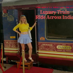 The Deccan Odessey Train